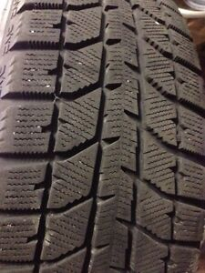 Winter tires Ford Focus 375$ obo London Ontario image 2