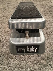 Cry baby Wylde Wah pedal