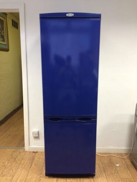 Servis blue fridge freezeras newin Lenzie, GlasgowGumtree - Servis fridge freezer blue in colour excellent condition as good as new and working perfect ( height 179cm width 59cm depth 58cm ) viewings welcome and can deliver for fuel costs