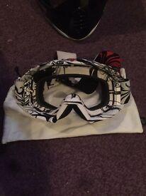 Fox motorcross goggles