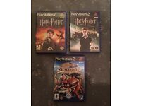 PlayStation 2 games, Harry Potter