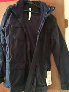 Men's lulu lemon coat