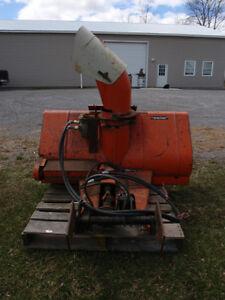 Snow Blower Attachment Belleville Belleville Area image 2