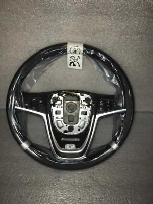 2014 Buick Regal Verano Black Vinyl Steering Wheel New OEM 1965