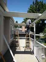 Roofing and Patio Renovations