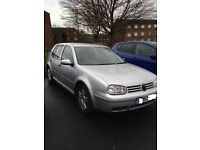 Golf MK4 1.4 petrol for parts / breaking near city centre