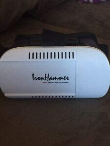 Iron Hammer® VR - Virtual Reality Headset