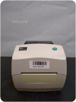 Zebra Tlp2844 Thermal Label Printer 242245