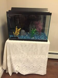 Fish Tank For sale(include everything)