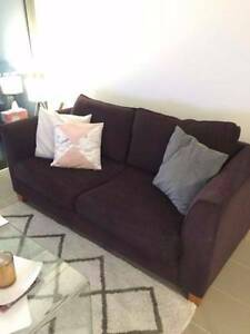Comfy Sofa Bed - Must go soon Hamilton Brisbane North East Preview