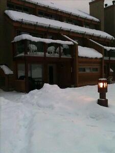 Christmas ski condo for rent