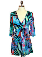 SYMPHONY - Multi Retro Mini Tops - Sz Small - PU Orillia
