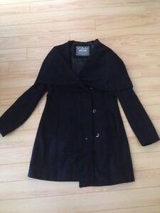 Manteau Ellabee laine neuf