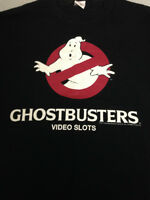"XL ""Ghostbusters Video Slots"" T-Shirt"