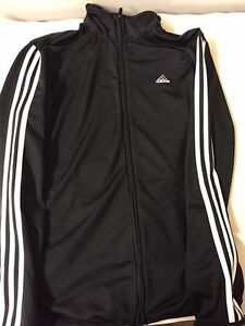 2 Men's adidas jacket size med and large  New condition