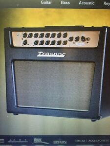 YCS 90 Traynor guitar amplifier