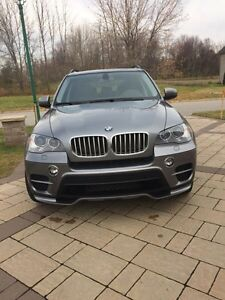 BMW X5!! XL Package, 7seats , 2011. Diesel. Extended Warranty. West Island Greater Montréal image 1