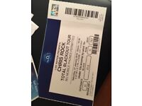 Chris Rock tickets 27th January at O2
