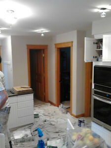 Interior Home Painting Specialists...Let's Get Started...