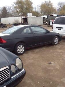 2003 Honda Civic parts car