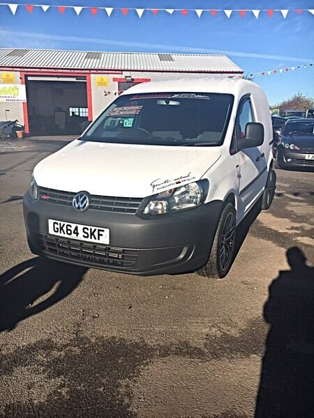 Volkswagen Caddy tdi R Line 64 plate Low mileage
