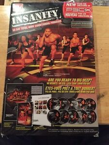 60 day insanity workout Cornwall Ontario image 1