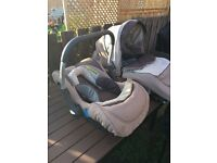Silver Cross Baby Car Seat. Almost new.