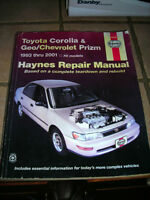 HAYNES TOYOTA REPAIR MANUAL