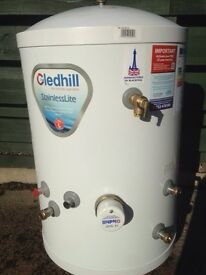 Gledhill 120 litre unvented hot water tank