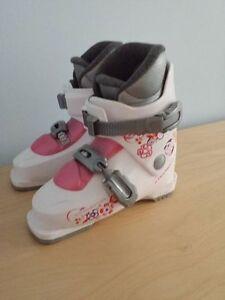 Bottes de ski alpin pour fillette