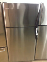STAINLESS FRIGIDAIRE @ THE WISE SHOP