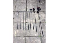 Golf clubs set £80