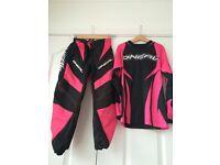 O'neal bmx/motorcross suit