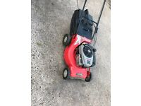 Rover 560 self propelled lawnmower