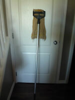 Commercial Janitorial Mop & Handle