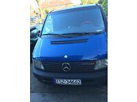 LHD Mercedes Benz Vito 2.2 cdi
