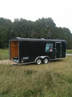 20 FT TOY HAULER SELL OR TRADE