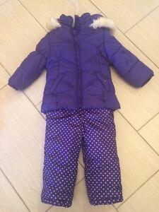 3T OshKosh Snowsuits