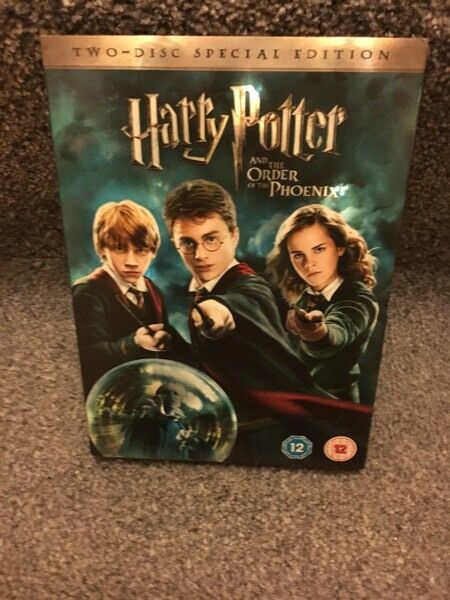 Harry Potter Special Edition DVD Set