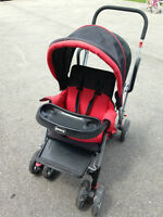 Joovy Caboose Stroller with bench seat