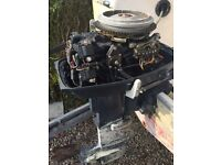 25hp long-shaft outboard Boat engine