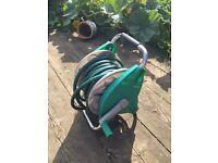 Garden Hose Pipe & Reel