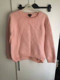 Pastel woolly jumpers
