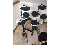 Roland TD4-KP electronic drum kit - immaculate condition