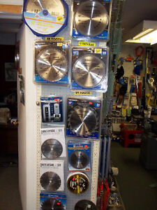 10 IN. SAW BLADES,Table saw, curcular saw, miter saw,  band,etc.