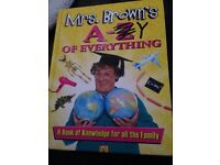 Mrs browns a to y of everything