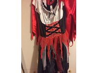Red ridding hood costume