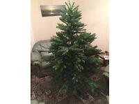 HOMEBASE RICHMOND FIR 6.6ft CHRISTMAS TREE BOXED