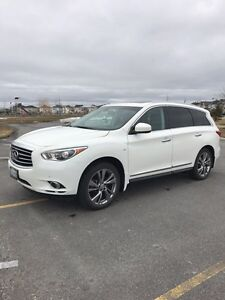 2014 Infiniti QX60 AWD, Deluxe package fully loaded only 28000km