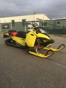 2015 Ski-Doo Summit X With T3 Package